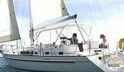 Sailboat Beneteau Oceanis 40 (2010)