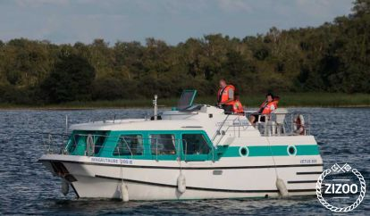 Houseboat Vetus 900 (2010)