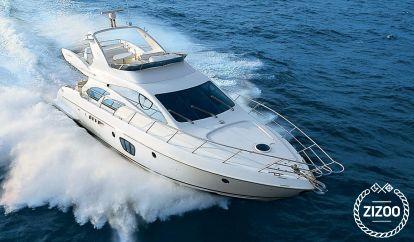 Barco a motor Azimut 55 (2007)