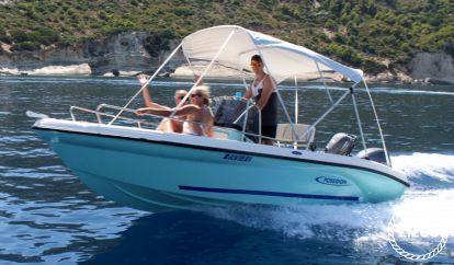Sportboot Ranieri Poseidon Azzura 5m (2017)