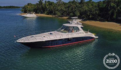 Motor boat Sea Ray 60 Sundancer (2006)