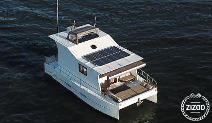 Catamaran Custom Built (2019)