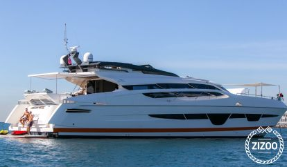 Motor boat Numarine 105 (2016)