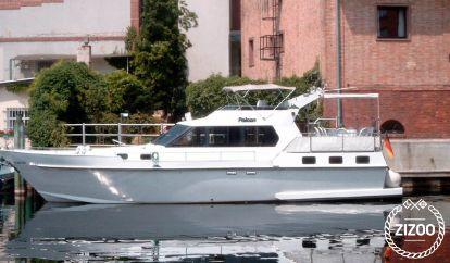Motor boat De Groot Beachcraft 1400 (1986)