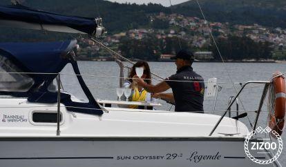 Sailboat Jeanneau Sun Odyssey 29.2 (2006)