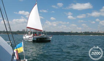 Catamaran Wharram Tiki 38 (1980)