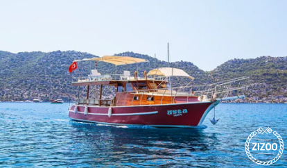 Motor boat Custom Built (1998)