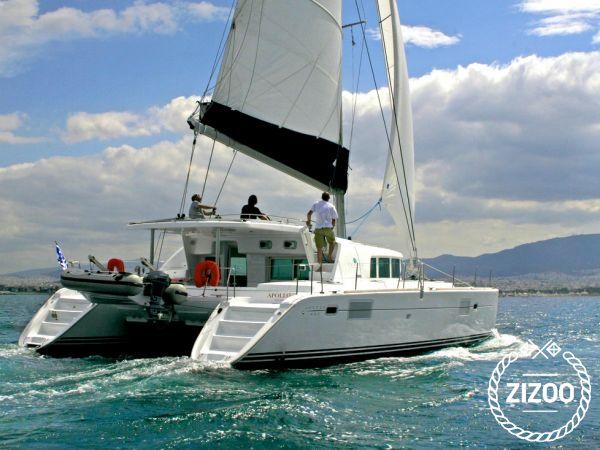 Catamarano Lagoon 440 - 2013 (raddobbo 2019)-1