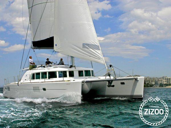 Katamaran Lagoon 440 - 2013 (Umbau 2019)-0