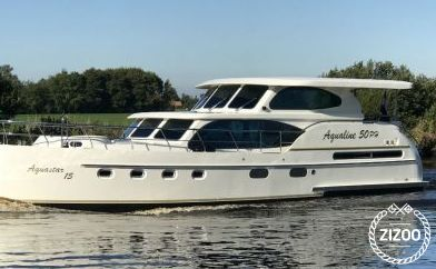 Hausboot Aqualine 50 PH (2017)