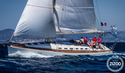 Sailboat Beneteau First 47.7 (2015)