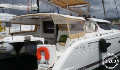 Catamaran Fountaine Pajot 48 (2012)