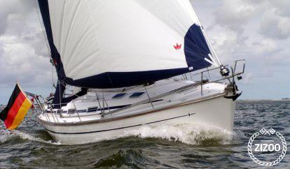 Segelboot Bavaria 41 (2015)