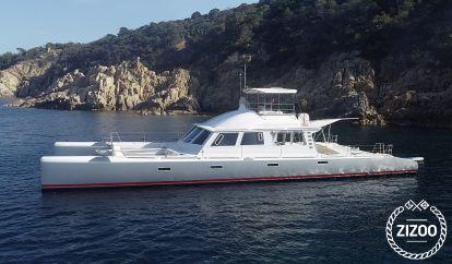 Catamaran Custom Built (2006)