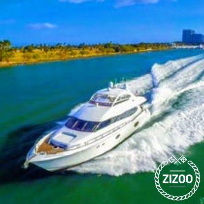Motorboot Lazzara 84  Flybridge (2007)