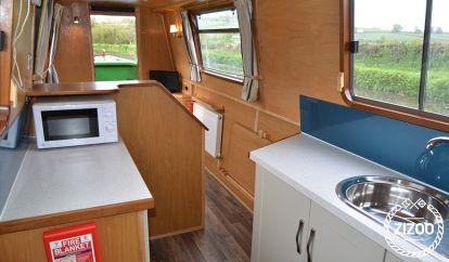 Motorboot Custom Built (2020)