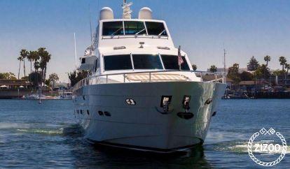 Motor boat Horizon 100 (2001)