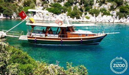 Motor boat Custom Built (1994)