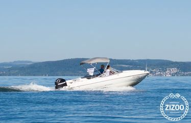 Speedboot stingray 204 LR (2017)