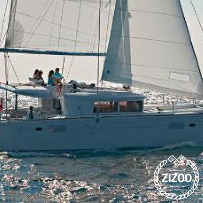 Catamaran Lagoon 450 F (2020)