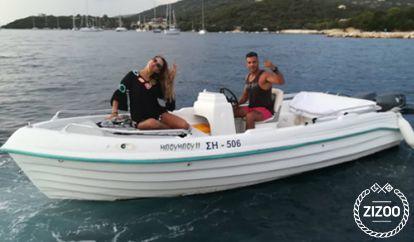 Barco a motor Volos Marine . (2014)