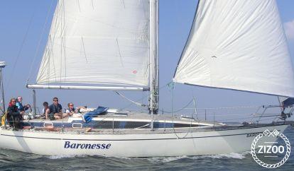 Sailboat Atlantic 40 (1989)