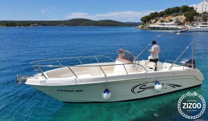 Sportboot Saver 690 Open (2010)