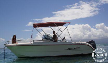 Speedboot Abaco 21 Open (2008)