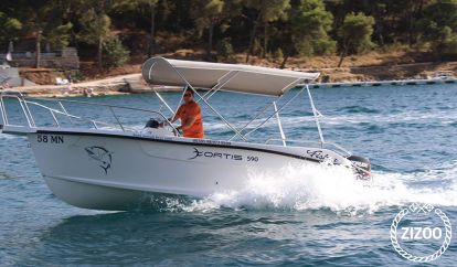 Sportboot Fortis 590 Fisher (2016)