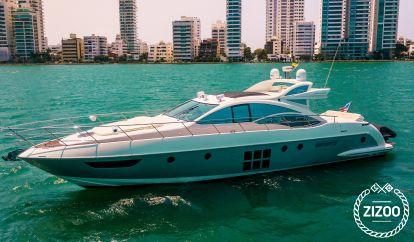 Barco a motor Azimut 62 S (2014)