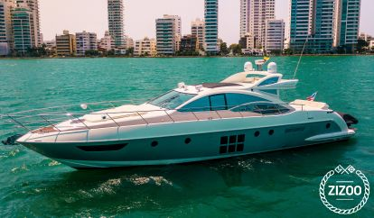 Motorboot Azimut 62 S (2014)