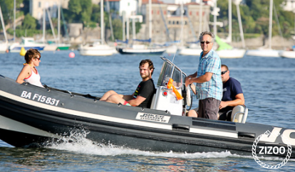 RIB Jokerboat Clubman 19 (2014)