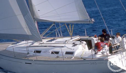 Sailboat Dufour 385 Grand Large (2006)