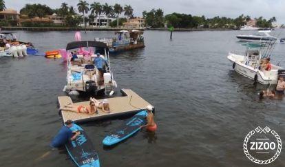 Speedboat Hampton Playcraft 2285 (2014)