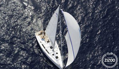 Segelboot Hanse 350 (2010)