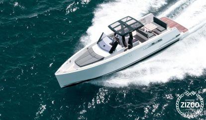 Imbarcazione a motore Fjord 40 Open (2016)