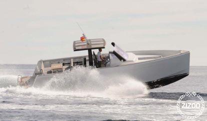 Motorboot Fjord 40 Open (2013)