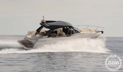 Imbarcazione a motore Absolute 40 (2019)