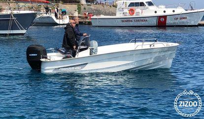 Motor boat Pegazus 460 (2018)