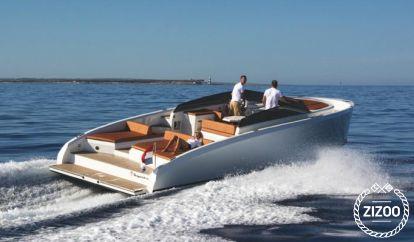 Imbarcazione a motore Vanquish 43 (2014)