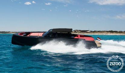 Motorboot Vanquish 48 (2016)