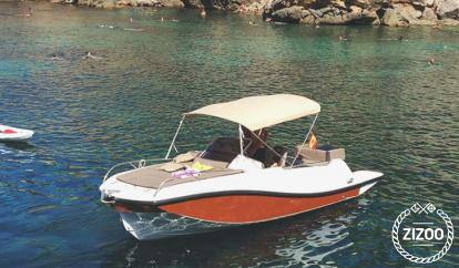 Speedboat V2 Boat (2018)