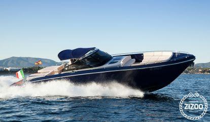 Imbarcazione a motore CNM Continental 50 (2010)