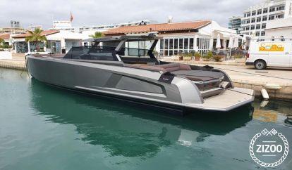 Speedboot Vanquish VQ52 T-Top (2019)