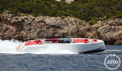 Speedboot Vanquish VQ54 (2017)