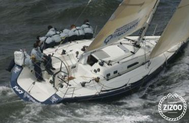 Sailboat X-Yachts X-40 IMX (2008)