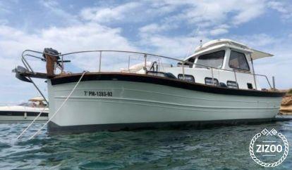 Motor boat Llaut 800 (1989)