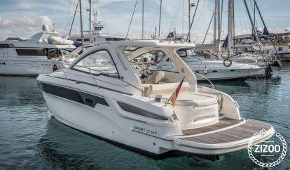 Motor boat Bavaria Sport 35 HT (2013)