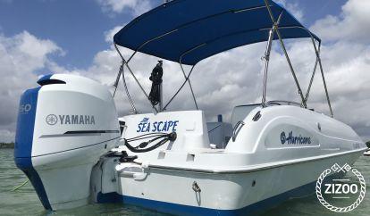 Speedboot Hurricane 21 (2005)