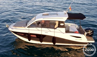 Motorboot Quicksilver 755 weekend (2016)